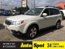 Used 2010 Subaru Forester TOURING/PRICED FOR A QUICK SALE ! for sale in Kitchener, ON