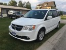 Used 2016 Dodge Grand Caravan Crew Plus  LEATHER, NAV. ***SOLD*** for sale in Belmont, ON