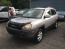 Used 2005 Hyundai Tucson GLS  V6, 4X4, LEATHER, ROOF. for sale in Belmont, ON