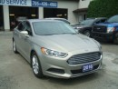 Used 2016 Ford Fusion SE for sale in Beaverton, ON