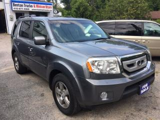 Used 2009 Honda Pilot EX for sale in Beeton, ON