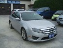 Used 2010 Ford Fusion SEL for sale in Beaverton, ON