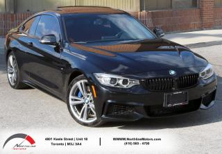 Used 2014 BMW 4 Series 435i xDrive | M Package | Red Interior |Navigation for sale in North York, ON