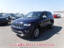 Used 2014 Jeep Grand Cherokee Limited 4D Utility 4WD 5.7L for sale in Calgary, AB