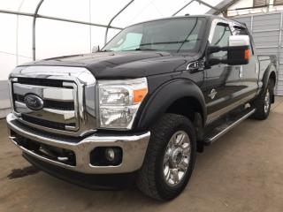 Used 2012 Ford F-350 Super Duty SRW Lariat Crew Cab 6.5' Box for sale in Meadow Lake, SK