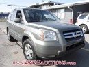 Used 2007 Honda Pilot EX-L for sale in Calgary, AB