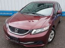 Used 2013 Honda Civic LX *HEATED SEATS* for sale in Kitchener, ON