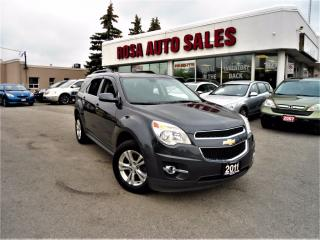 Used 2011 Chevrolet Equinox FWD 5dr LT PW PL PM PS ECO MODE ALLOY HITCH for sale in Oakville, ON