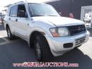 Used 2001 Mitsubishi MONTERO SUV 4WD for sale in Calgary, AB