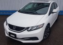 Used 2013 Honda Civic EX *SUNROOF-HEATED SEATS* for sale in Kitchener, ON