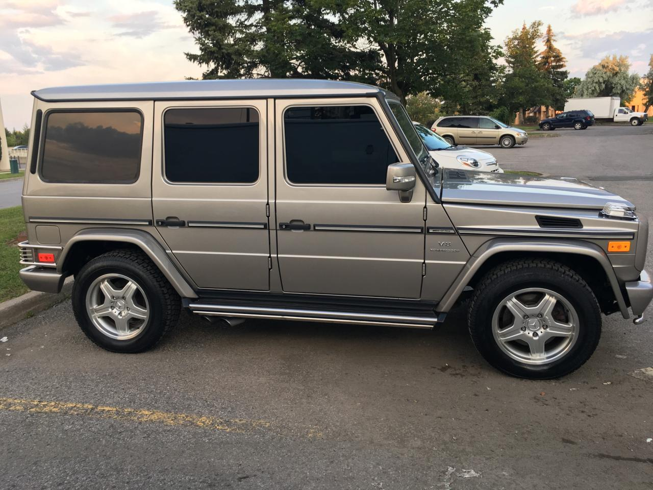 Used 2006 mercedes benz g55 amg for sale in concord for Mercedes benz concord