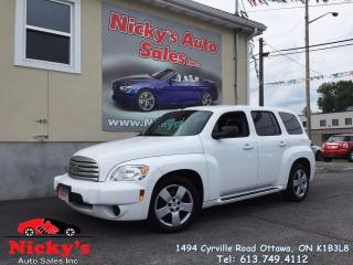 Used 2011 Chevrolet HHR LS - AUTO - A\C - CRUISE CTRL - LOADED! for sale in Gloucester, ON