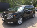 Used 2013 Ford FLEX SEL * AWD * LEATHER * NAV * REAR CAM * PANO SUNROOF * BLUETOOTH * 7 PASS for sale in London, ON