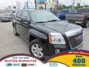 Used 2011 GMC Terrain SLE-1 | SAT RADIO | BLUETOOTH | BACKUP CAM for sale in London, ON