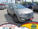 Used 2013 Hyundai Santa Fe Sport 2.0T PREMIUM | TURBO | BLUETOOTH for sale in London, ON