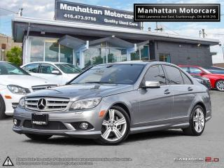 Used 2010 Mercedes-Benz C 300 C300 4MATIC  NAV CAMERA ROOF PHONE NOACCIDENT for sale in Scarborough, ON