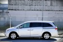 Used 2014 Honda Odyssey EX for sale in Burnaby, BC