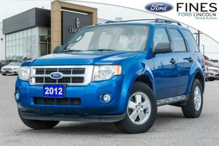Used 2012 Ford Escape XLT - 4X2 & 4 CYLINDER for sale in Bolton, ON