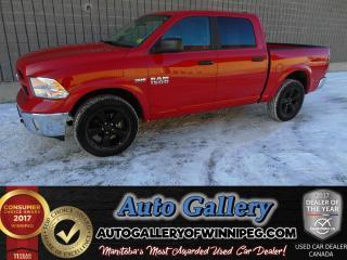 Used 2017 Dodge Ram 1500 Outdoorsman 4x4*HEMI for sale in Winnipeg, MB