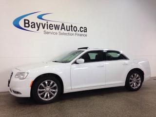 Used 2016 Chrysler 300 LTD- AWD! PANOROOF! LEATHER! NAV! UCONNECT! for sale in Belleville, ON