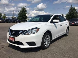 Used 2016 Nissan Sentra for sale in Brampton, ON