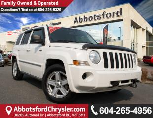 Used 2010 Jeep Patriot Sport/North LOCALLY OWNED! for sale in Abbotsford, BC