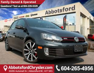 Used 2013 Volkswagen Golf GTI 5-Door ACCIDENT FREE! for sale in Abbotsford, BC