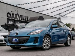 Used 2013 Mazda MAZDA3 GX for sale in Oakville, ON