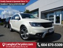Used 2016 Dodge Journey Crossroad *ACCIDENT FREE * LOCAL BC CAR * for sale in Surrey, BC