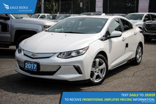 New 2017 Chevrolet Volt LT Satellite Radio and Backup Camera for sale in Port Coquitlam, BC