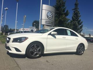 Used 2015 Mercedes-Benz CLA250 Coupe for sale in Surrey, BC