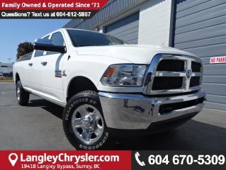 Used 2017 Dodge Ram 3500 SLT *NEVER OWNED*ONLY 35KMS* for sale in Surrey, BC