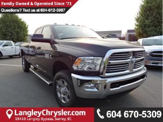New 2017 Dodge Ram 3500 SLT for sale in Surrey, BC