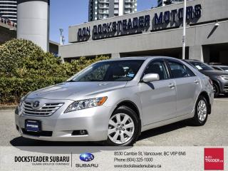Used 2009 Toyota Camry 4-Door Sedan XLE V6 6A for sale in Vancouver, BC