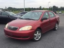 Used 2005 Toyota Corolla 4-door Sedan CE 5M for sale in Orleans, ON