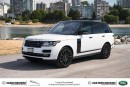 Used 2016 Land Rover Range Rover V8 Supercharged SWB (2016.5) for sale in Vancouver, BC