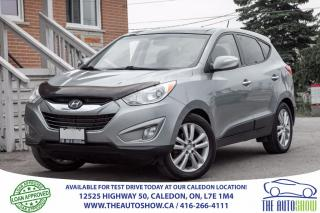 Used 2012 Hyundai Tucson LIMITED | NAVIGATION for sale in Caledon, ON