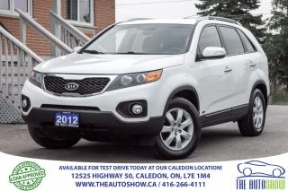 Used 2012 Kia Sorento LX AWD | 7 PASSANGER for sale in Caledon, ON