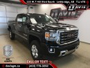 New 2017 GMC Sierra 3500 HD SLT-Diesel, Heated Leather, Navigation, Sunroof for sale in Lethbridge, AB