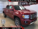 New 2017 GMC Canyon SLE-Heated Seats, Remote Start, Android Auto/Apple Carplay for sale in Lethbridge, AB