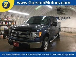 Used 2013 Ford F-150 SUPERCREW*5.0L 32-VALVE V8*4WD*MICROSOFT SYNC*TONNEAU COVER*HITCH RECEIVER*BOX LINER*SIDE STEPS*ALLOYS*CRUISE CONTROL*CLIMATE CONTROL* for sale in Cambridge, ON