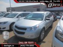 Used 2011 Chevrolet Traverse AWD, 8 Passenger, Firm Ride & Handling for sale in Lethbridge, AB
