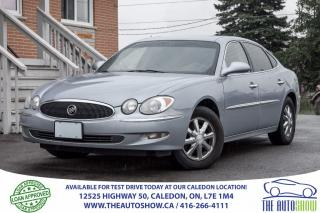 Used 2006 Buick Allure CXL | BACK TO SCHOOL SALES for sale in Caledon, ON