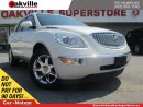 Used 2010 Buick Enclave CXL | ACCIDENT FREE | B/U CAM |LEATHER | PANO ROOF for sale in Oakville, ON