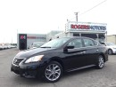 Used 2014 Nissan Sentra SR - NAVI - SUNROOF - REVERSE CAM for sale in Oakville, ON