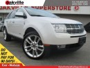 Used 2010 Lincoln MKX Base |NO ACCIDENT| LEATHER | SUNROOF | AWD | NAVI| for sale in Oakville, ON