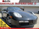 Used 2008 Porsche Boxster ONE OWNER | ACCIDENT FREE | LOW KMS | TIPTRONIC for sale in Oakville, ON