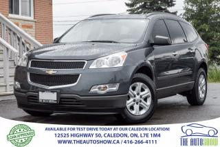 Used 2012 Chevrolet Traverse LS | NO ACCIDENT | 8 PASSANGER for sale in Caledon, ON
