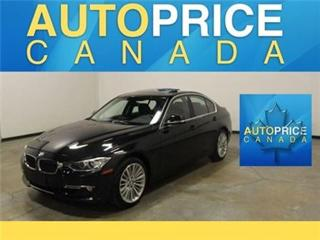 Used 2013 BMW 328xi LUXURY PKG NAVIGATION BI-XENON for sale in Mississauga, ON