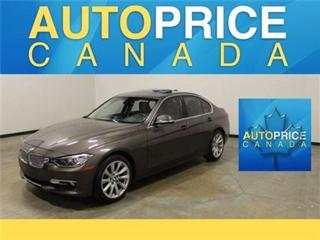 Used 2013 BMW 328xi MODERN PKG HEADS UP DISPLAY NAVI for sale in Mississauga, ON